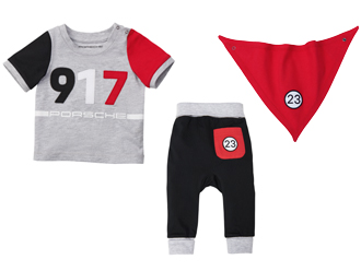 Baby Set – PTS 917 Salzburg<br> Aktionspreis EUR 62,10* <br>(statt EUR 69,00)