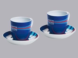 Collector's Espresso Duo Edition No. 2 – Limited Edition – MARTINI RACING®
