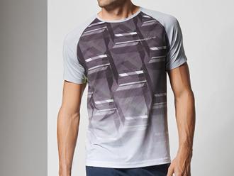 T-Shirt Herren – Sport