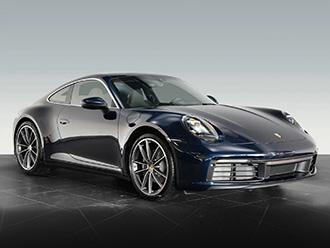 Exklusives Leasingangebot für gewerbliche und private Kunden: 911 Carrera 4