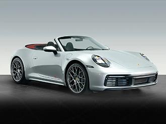 Exklusives Leasingangebot für gewerbliche und private Kunden: 911 Carrera 4 Cabriolet