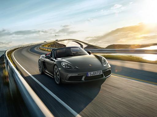 Exklusives Leasingangebot für gewerbliche Kunden: Porsche 718 Boxster