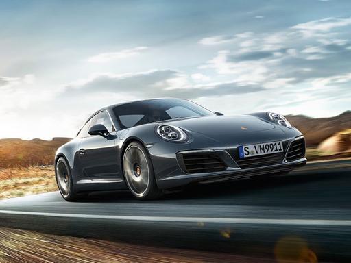 Exklusives Leasingangebot: Discover Porsche Leasing 911 Carrera