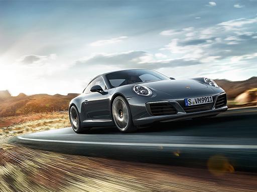 Exklusives Leasingangebot für private Kunden: Porsche 911 Carrera.