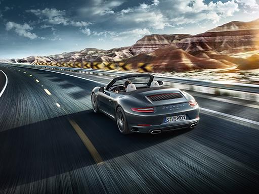 Exklusives Leasingangebot für private Kunden: Porsche 911 Carrera Cabriolet.