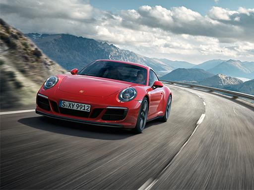 Exklusives Leasingangebot für private Kunden: Porsche 911 Carrera GTS.