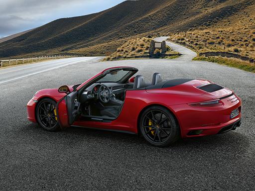 Exklusives Leasingangebot für private Kunden: Porsche 911 Carrera GTS Cabriolet.