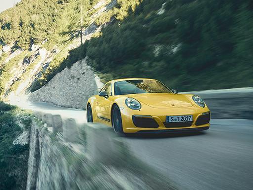 Exklusives Leasingangebot für private Kunden: Porsche 911 Carrera T.
