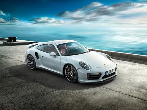 Exklusives Leasingangebot für private Kunden: Discover Porsche Leasing 911 Turbo S.