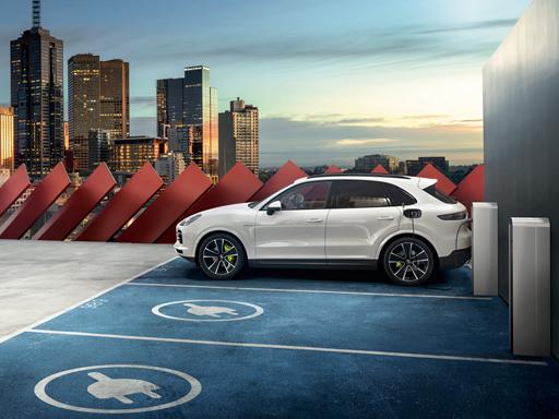Exklusives Leasingangebot für gewerbliche Kunden: Porsche Cayenne E-Hybrid