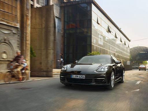 Exklusives Leasingangebot für gewerbliche Kunden: Porsche Panamera 4