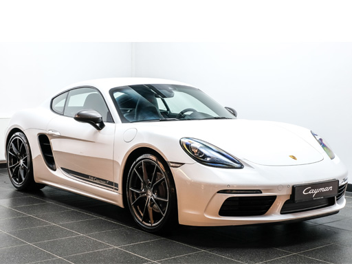 Exklusives Leasingangebot für private Kunden: Porsche 718 Cayman T.