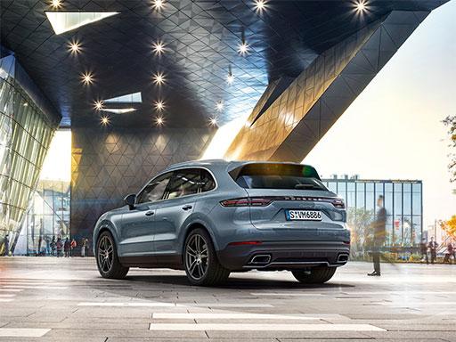 Exklusives Leasingangebot für gewerbliche Kunden: Porsche Cayenne