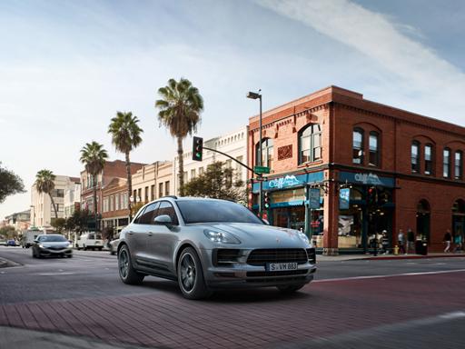 Exklusives Leasingangebot<sup>1)</sup> für gewerbliche Kunden: Porsche Macan