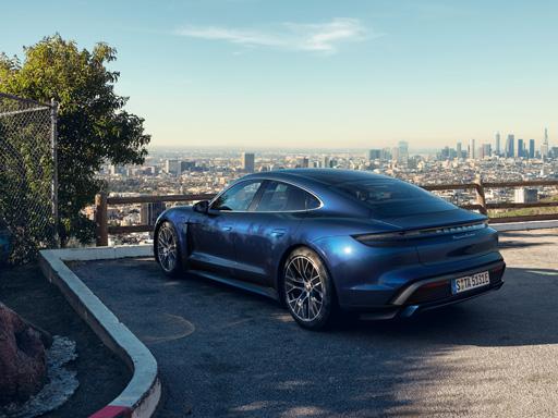 Exklusives Leasingangebot für gewerbliche Kunden: Porsche Taycan