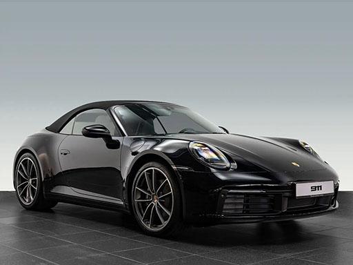 Exklusives Leasingangebot für private Kunden: 911 Carrera Cabriolet