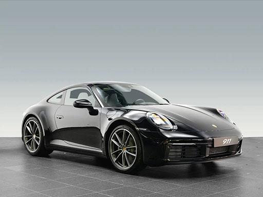 Exklusives Leasingangebot für private Kunden: 911 Carrera