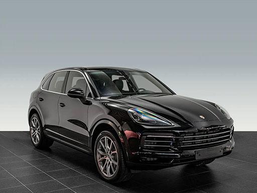 Exklusives Leasingangebot für private Kunden: Porsche Cayenne
