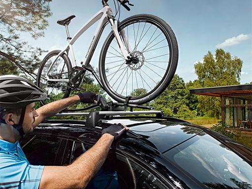 Technisch und gestalterisch erstklassige Fahrräder von Porsche Driver's Selection.