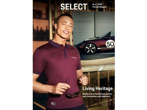 Porsche Driver's Selection Select Magazin Nr. 2/2020