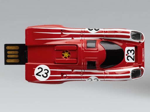 Racing Kollektion, 917 Salzburg, USB Stick, 8GB