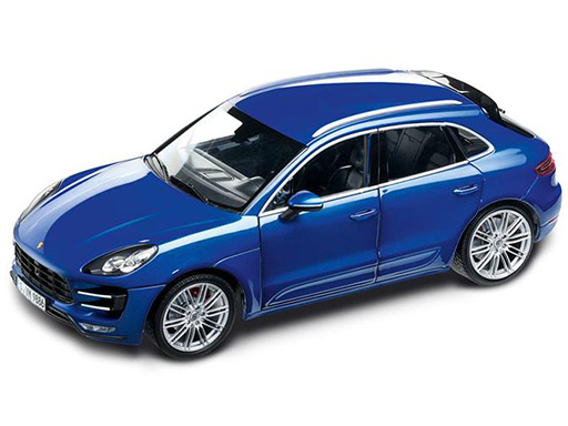 Macan Turbo 1:18