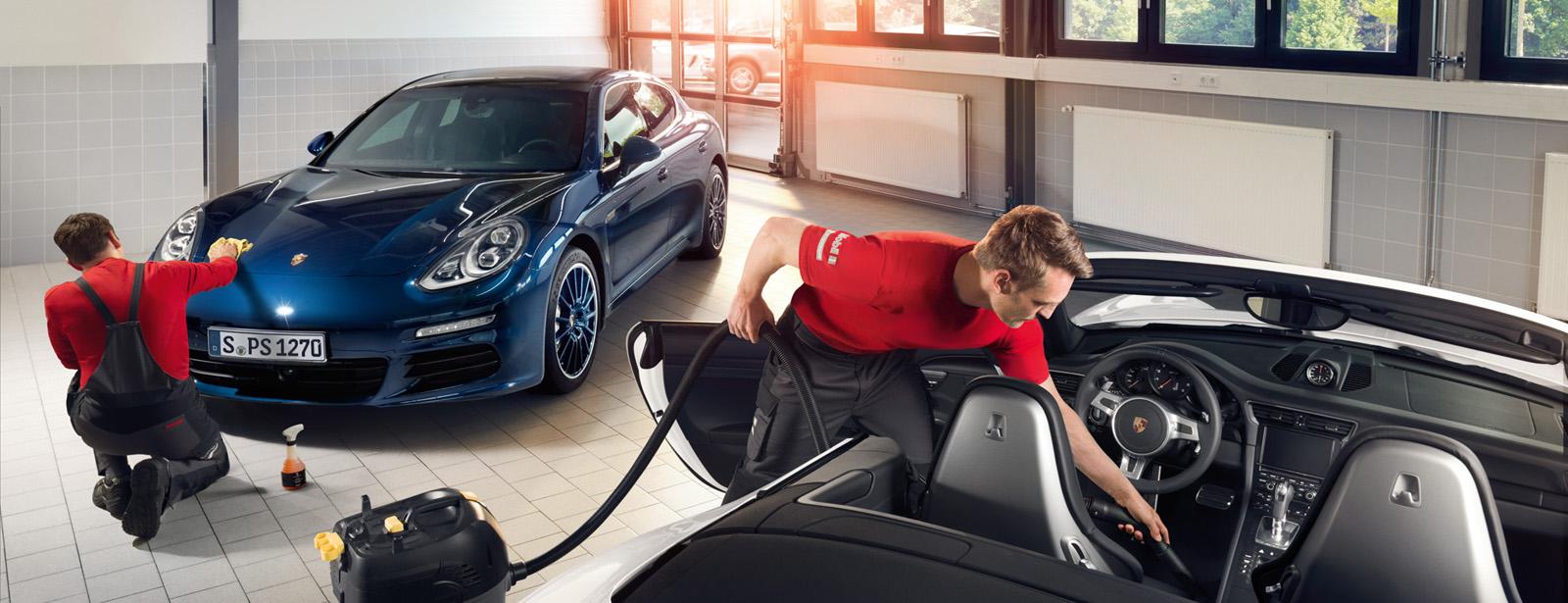 Porsche Zentrum Leipzig Pflege Angebote
